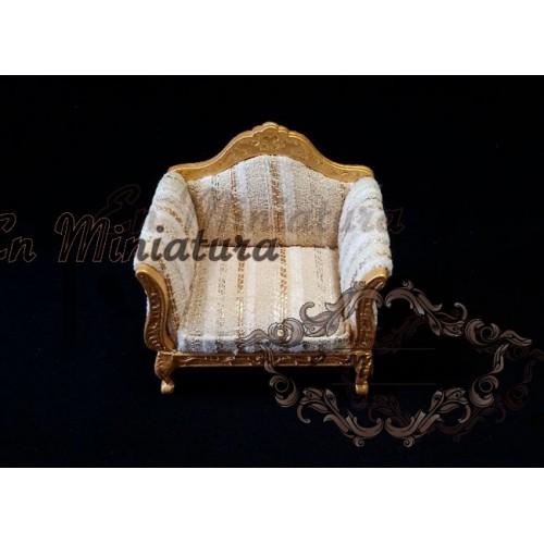 Sillón Dorado, Luis XV
