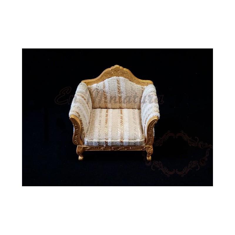 Golden Chair, Louis XV
