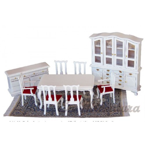Dining room set-White Room