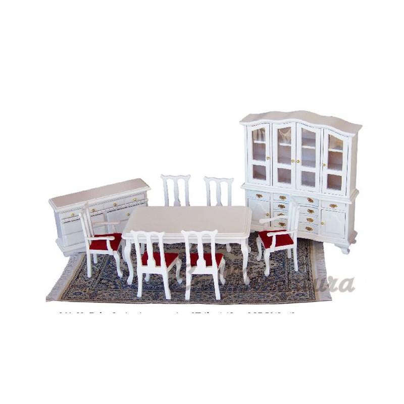 Dining room set-White Room