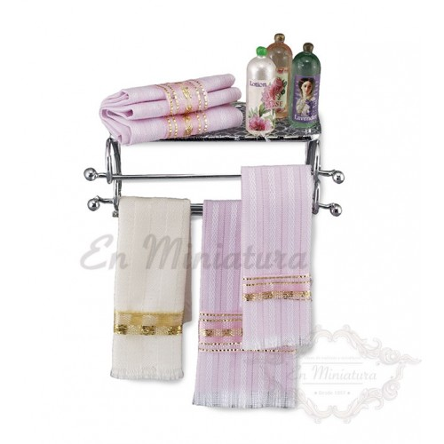 Reutter towel rack