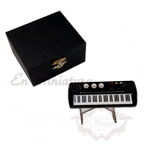 Organo, teclado
