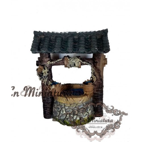 Miniature water well