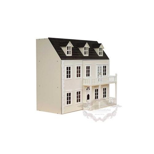 Dollhouse, Glenside Grange Painted Cream