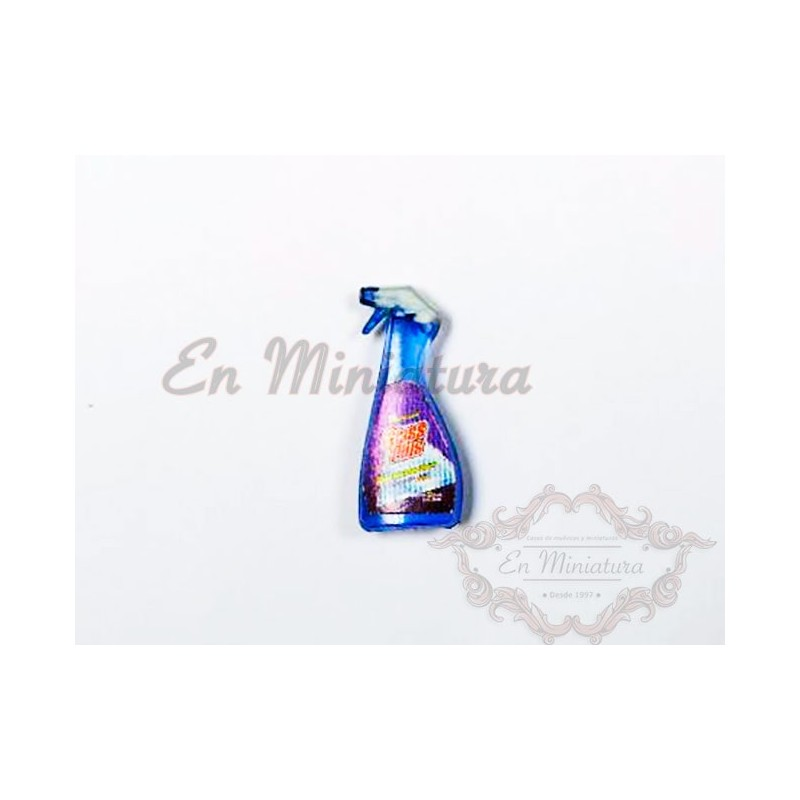 Glass glass cleaner