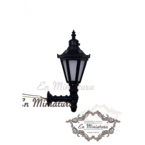 Farol para maquetas con luz a 4,5v