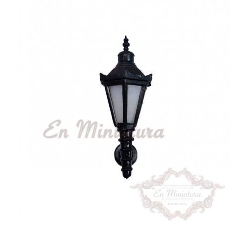 Lamppost for models with light at 4,5v