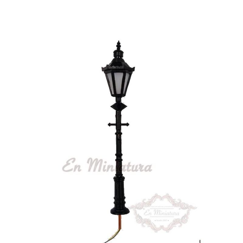 Street lamp for models, 4,5V