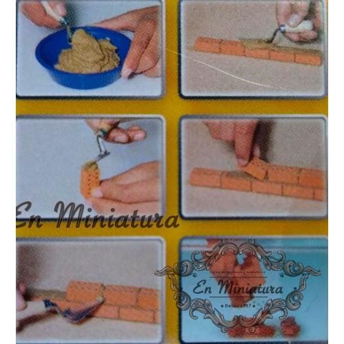 Cemento para maquetas