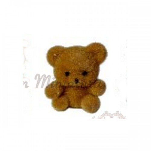 Sitting teddy bear