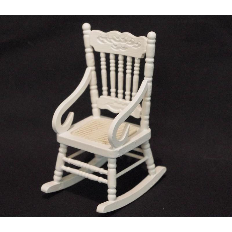 Mecedora blanca - Mecedora madera blanca ...