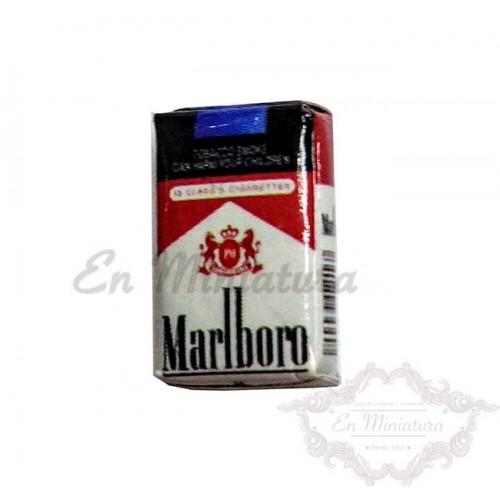 Paquete de tabaco