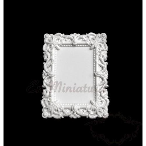 Rococo style frame