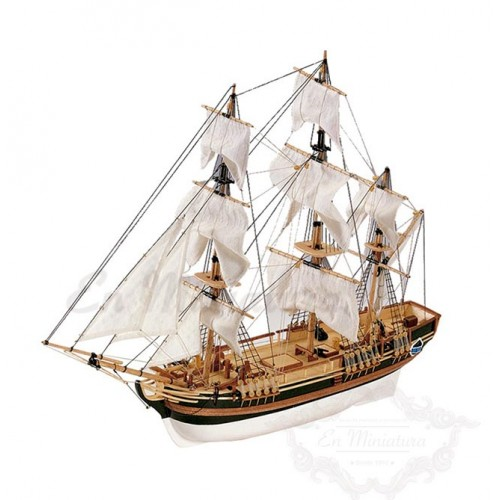 Boat model, Auxiliary boat Bounty
