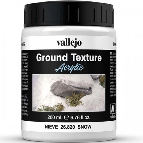 Nieve para maquetas, Textura Efectos 200ml