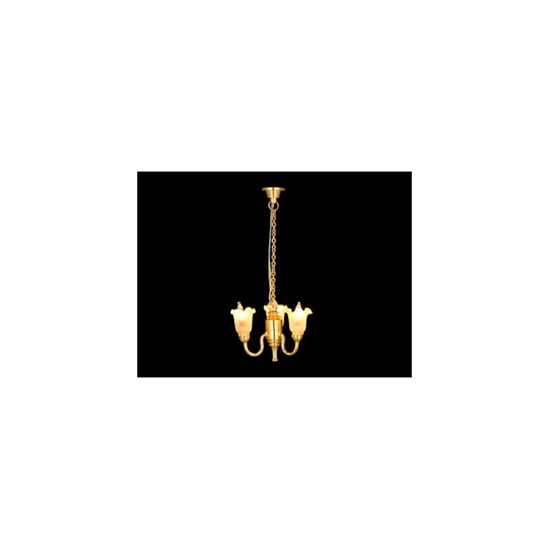 Lámpara de techo brazos