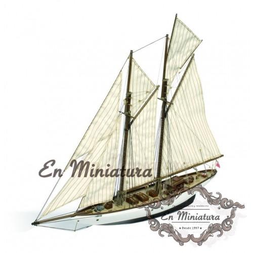 Ship Model, Historic Altaïr