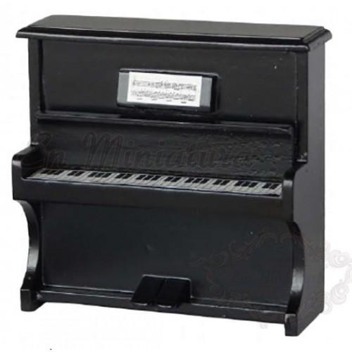 Grand piano wood