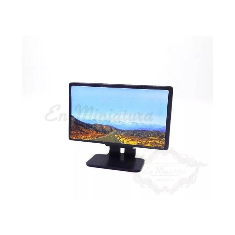 Miniature TV