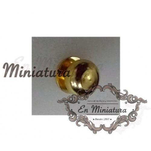 Golden Ball Knobs