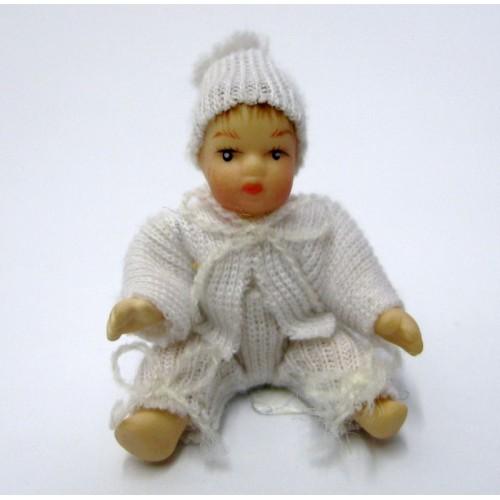 Bebé en miniatura