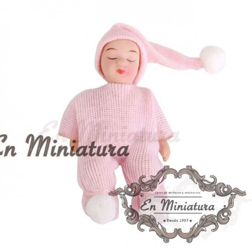 Baby in miniature