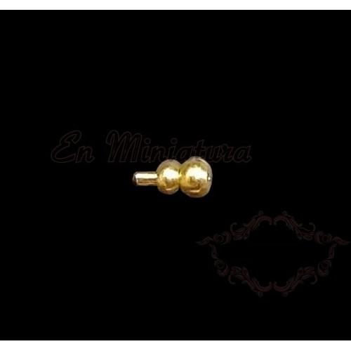 Miniature Furniture Knob Set (10 Knobs)