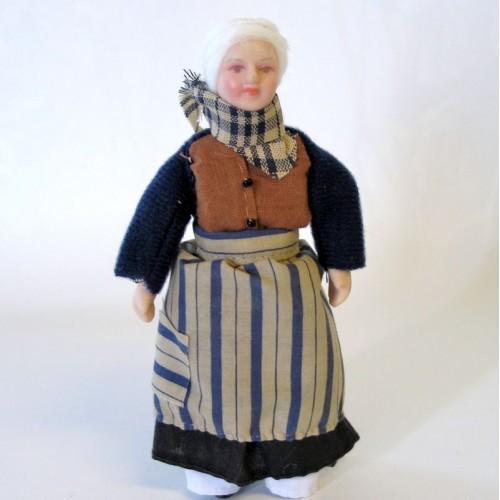 Housekeeper doll