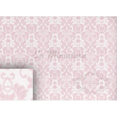 Wallpaper Fabric- Vichy Pink