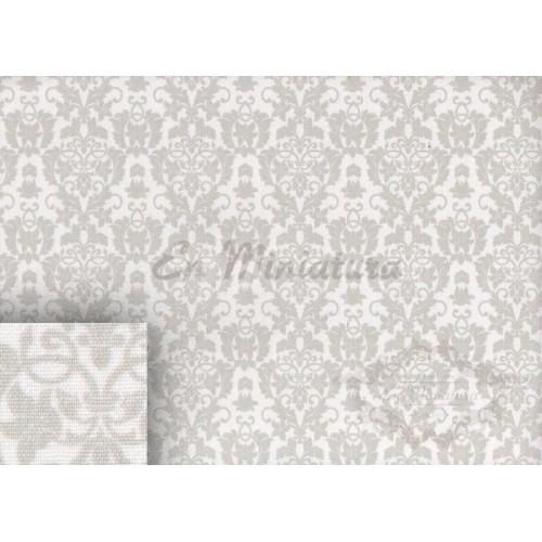 Wallpaper Fabric- Vichy Gray