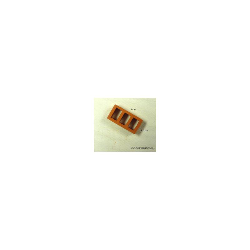 Ladrillo calado ( gero ) 25 unidades