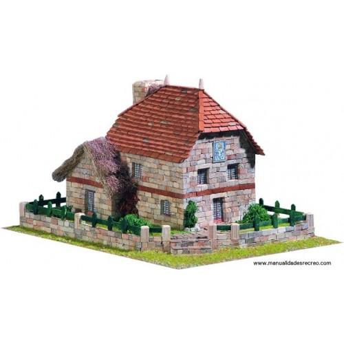 kit de construcción Casa Rural