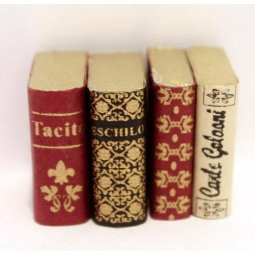 Libros en miniatura