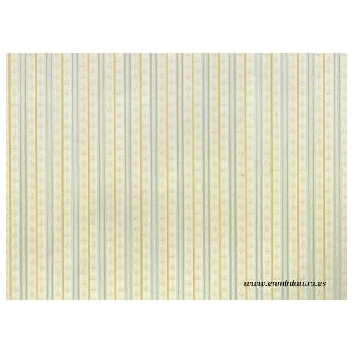 Soft striped paper