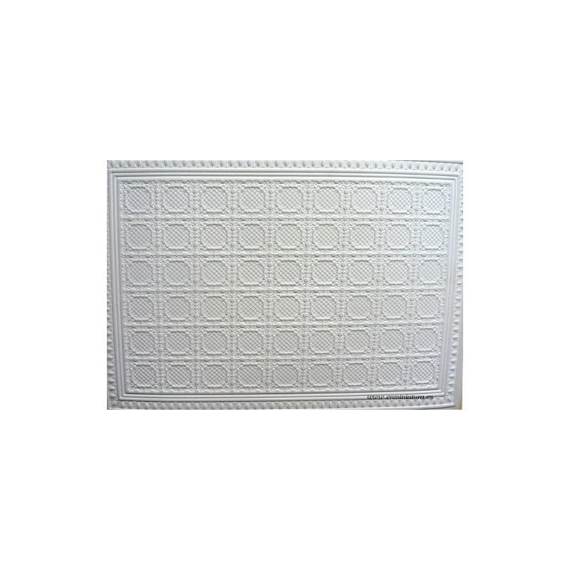 Artesonado techo 3
