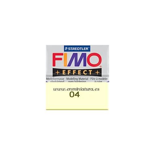 Fimo effect nº 04, fluorescente