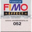 Fimo effect nº 052, White glitter
