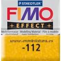 Fimo effect nº 112, glitter gold