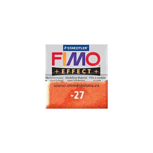 Fimo effect nº 27, cobre metalizado
