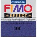 Fimo effect nº 38, azul metalizado
