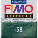 Fimo effect nº 58, metallic green