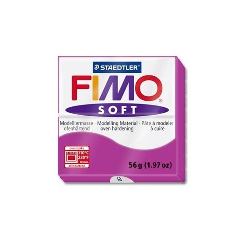Fimo soft nº 61 Purple