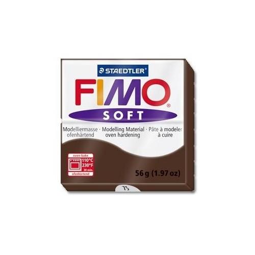 Fimo soft nº 75 Chocolat