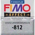 Fimo effect nº 812, glitter silver