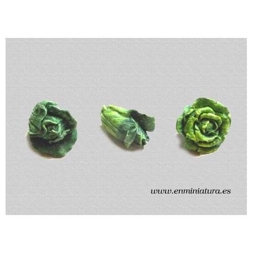 Verduras, lechuga