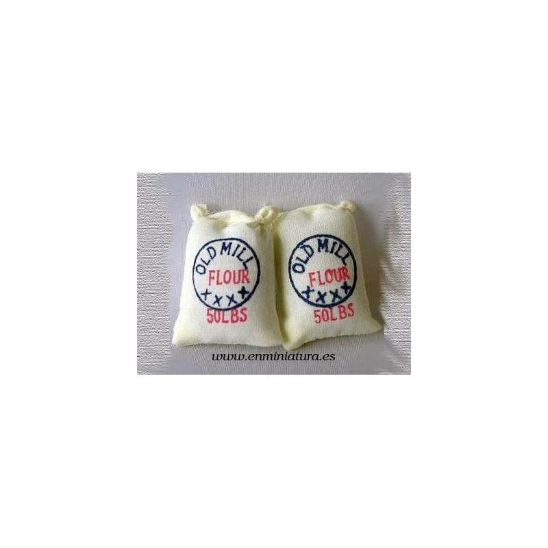 Sacos de harina