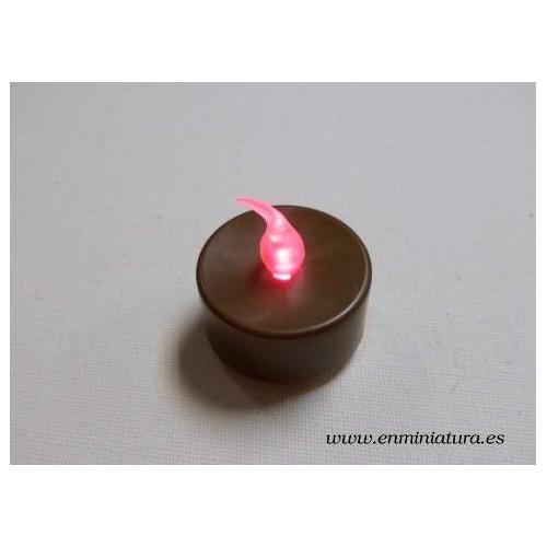Luz de fuego