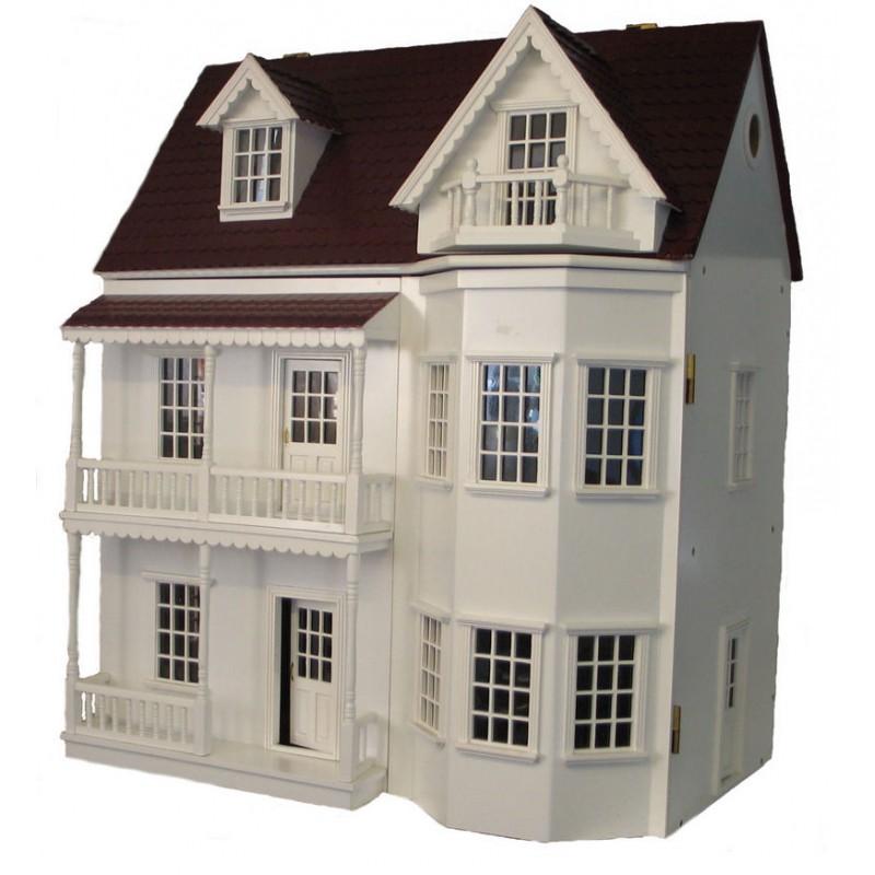 Casas de muñecas, Isabel  vistoriana