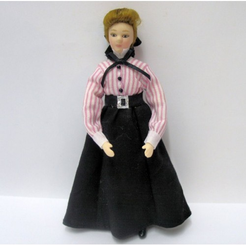 Dollhouse teacher