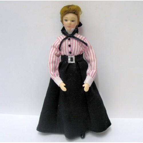 Muñeca, maestra para casas de muñecas